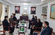 Azerbaijani, Iranian officials mull new cooperation projects