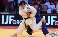 Irina Kindzerska named highest-ranked judokas in national team