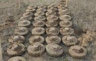 """ANAMA seizes large amount of unexploded munitions, mines between Sep 2020 - Jan 2021 <span class=""""color_red"""">[PHOTO]</span>"""
