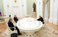 "President Aliyev: Trilateral Moscow meeting important for sustainable, secure regional development <span class=""color_red"">[UPDATE]</span>"