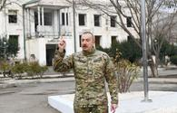 Karabakh to turn into corner of paradise - Azerbaijani President's creative plan
