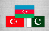 Azerbaijani FM in Islamabad for trilateral meeting with Pakistani, Turkish counterparts