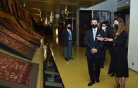 "ICESCO Director General visits Azerbaijan's museums <span class=""color_red"">[PHOTO]</span>"