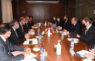 "Azerbaijani FM, Pakistani president express determination to further develop co-op <span class=""color_red"">[PHOTO]</span>"