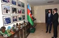 "Azerbaijani FM visits Azerbaijani embassy in Pakistan <span class=""color_red"">[PHOTO]</span>"