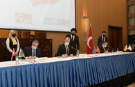 "Azerbaijan, Turkish postal operators ink cooperation deal <span class=""color_red"">[PHOTO]</span>"