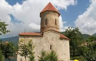 Albanian temples in previously occupied Azerbaijani lands transformed into Armenian Gregorian churches