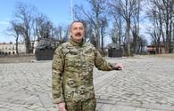 In May 1992, Shusha was occupied as result of betrayal of PFPA-Musavat duo - President Aliyev