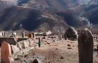 "Call for prayer sounded for first time at cemetery in Azerbaijan's Kalbajar district previously occupied by <span class=""color_red"">[VIDEO]</span>"