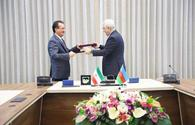 Azerbaijan, Iran ink deal on railway sector