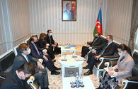 Azerbaijani FM, Turkic Council, TURKSOY officials mull restoration of liberated lands