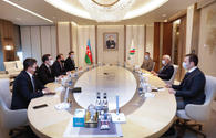 "SOCAR, Turkic-speaking countries mull joint energy projects <span class=""color_red"">[PHOTO]</span>"