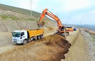 "Azerbaijan launches highway construction in Aghstafa district <span class=""color_red"">[PHOTO]</span>"