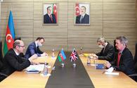 UK eyes participation in restoring Azerbaijan's liberated lands