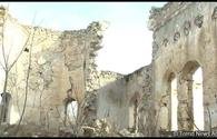 """Armenia also destroyed Orthodox church in Azerbaijan's Khojavend district - Trend TV report <span class=""""color_red"""">[VIDEO]</span>"""