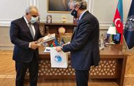 Azerbaijan's universities expand ties with Russian Cultural Center