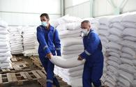 "Preps online sale of mineral fertilizers in Azerbaijani regions nearing completion <span class=""color_red"">[PHOTO]</span>"