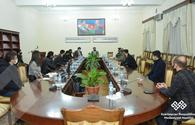"Culture Ministry hosts meeting with martyrs' families <span class=""color_red"">[PHOTO]</span>"