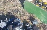 Large amount of mines, unexploded ordnance defused in liberated lands