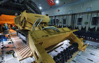 """Azerbaijan gets 20 pieces of deminig equipment from Turkey <span class=""""color_red"""">[PHOTO/VIDEO]</span>"""