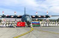 "MoD hails Azerbaijani servicemen's high performance in Turkey drills <span class=""color_red"">[PHOTO/VIDEO]</span>"