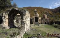 """Christian monuments of Nagorno-Karabakh region destroyed by Armenians <span class=""""color_red"""">[PHOTO]</span>"""