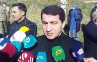 Presidential aide - Armenians destroyed Azerbaijani territories during occupation (VIDEO)