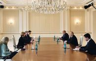 "President Aliyev hails partnership with UK, pledges cooperation for many more decades <span class=""color_red"">[UPDATE]</span>"
