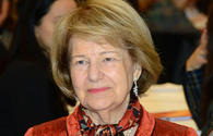 Baroness Nicholson congratulates Azerbaijan on launch of Southern Gas Corridor