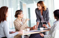 Number of women working in Azerbaijani business sector growing