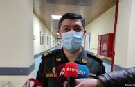 All Azerbaijani military hospitals fully ready for COVID-19 vaccination - Lt. Colonel