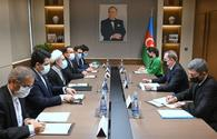 Azerbaijani FM, senior Iranian MP mull further joint projects