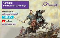 "Azercell's audiobook project presents our national epic treasure ""Koroglu""!"