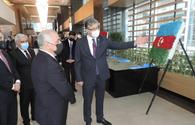 "Azerbaijani delegation visits TANAP office in Ankara <span class=""color_red"">[PHOTO]</span>"