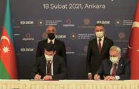 "Azerbaijani and Turkish SME agencies ink MoU on joint co-op <span class=""color_red"">[PHOTO]</span>"