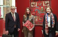 """National carpets displayed in Moscow <span class=""""color_red"""">[PHOTO]</span>"""