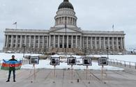 "US hosts exhibition dedicated to Khojaly genocide <span class=""color_red"">[PHOTO/VIDEO]</span>"