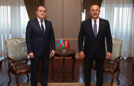 Azerbaijani, Turkish FMs mull new regional realities, Karabakh peace deal
