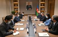 "Azerbaijan, Pakistan discuss cooperation to restore liberated lands <span class=""color_red"">[PHOTO]</span>"