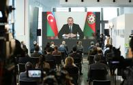 "President Aliyev: Khojaly genocide reflection of Armenian fascism <span class=""color_red"">[PHOTO]</span>"