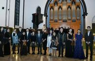 """Young talents pay tribute to Khojaly martyrs <span class=""""color_red"""">[PHOTO/VIDEO]</span>"""
