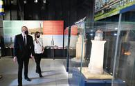 "President Aliyev inaugurates new projects at Caspian Sea <span class=""color_red"">[UPDATE]</span>"