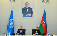 "UN, Azerbaijan sign new Cooperation Framework for 2021-25 <span class=""color_red"">[PHOTO]</span>"