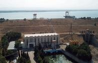 """Azerbaijani Azerenerji reconstructing country's second largest HPP <span class=""""color_red"""">[PHOTO/VIDEO]</span>"""
