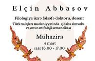 Carpet Museum to host lecture on mythological semantics in Turkic culture