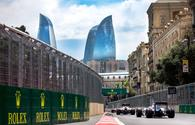 F1 race in Baku to be held without spectators