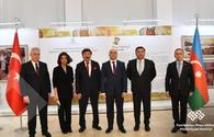 "Culture Minister meets with art figures in Istanbul <span class=""color_red"">[UPDATE]</span>"