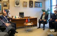 "Azerbaijan, Turkey exchange views on cultural ties <span class=""color_red"">[PHOTO]</span>"