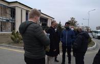 "US experts visit war-torn areas of Azerbaijan's Tartar <span class=""color_red"">[PHOTO]</span>"