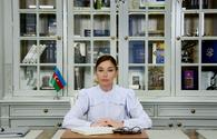 Mehriban Aliyeva appointed as first deputy chairperson of ruling New Azerbaijan Party